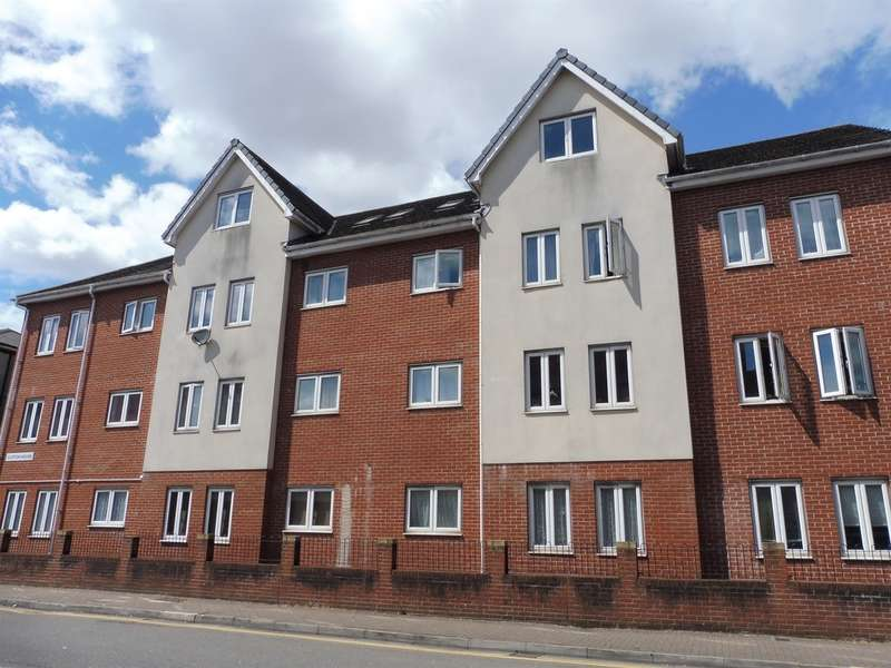 1 Bedroom Flat for sale in Broadway, Cardiff