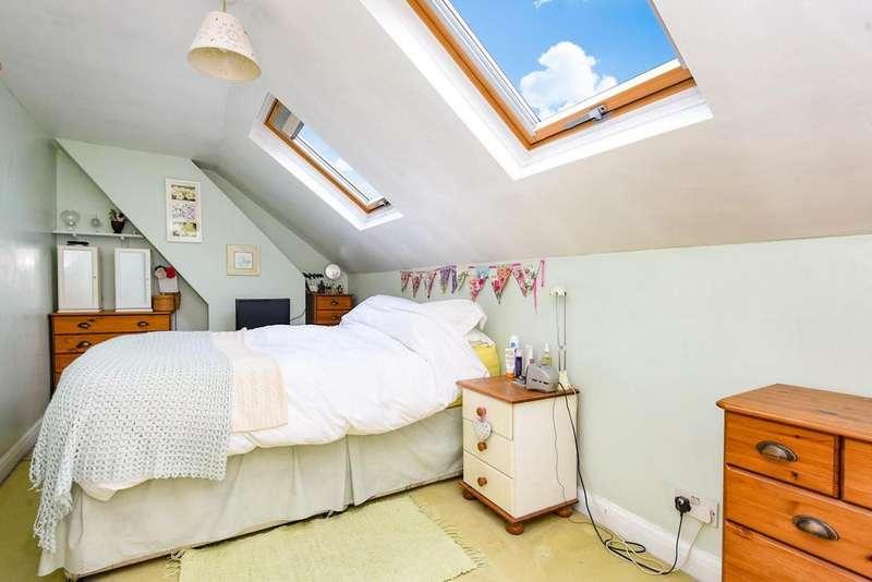 2 Bedrooms Flat for sale in Garratt Terrace, Tooting, SW17