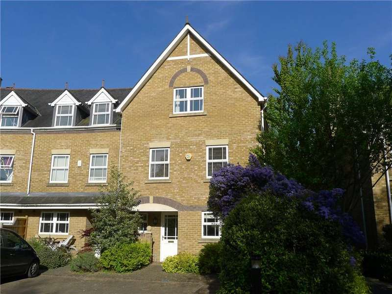 4 Bedrooms End Of Terrace House for sale in Burgess Mead, Oxford, Oxfordshire, OX2