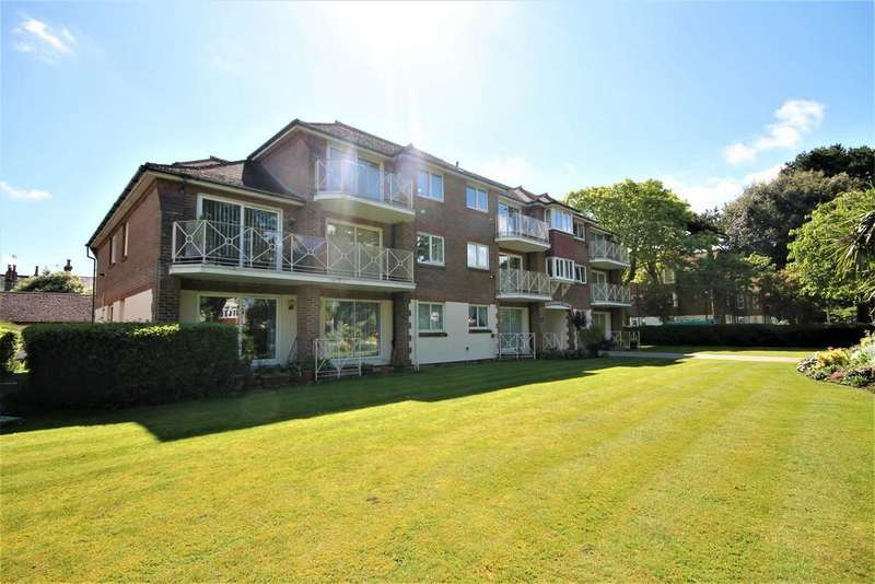 3 Bedrooms Apartment Flat for sale in Sherborne Lodge, 92-96 Grand Avenue, Worthing BN11 5BH