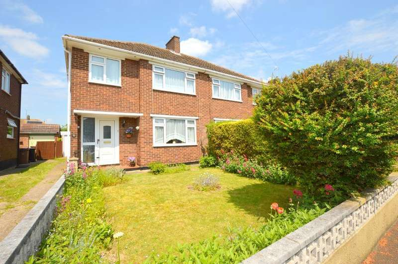 3 Bedrooms Semi Detached House for sale in Uplands, Luton, LU3 3HG