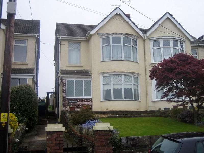 3 Bedrooms Semi Detached House for sale in Pentre Rd, Pontarddulais, Swansea
