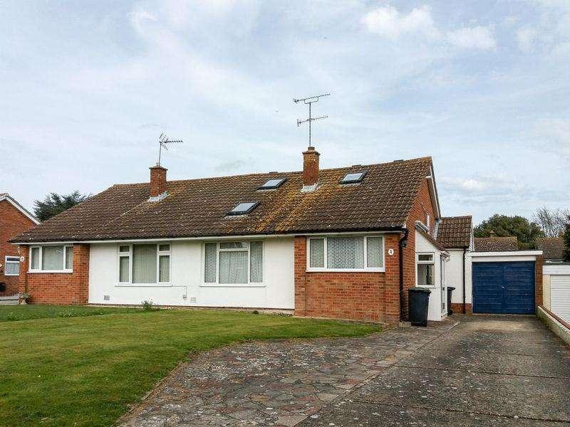 4 Bedrooms Semi Detached Bungalow for sale in Bridge