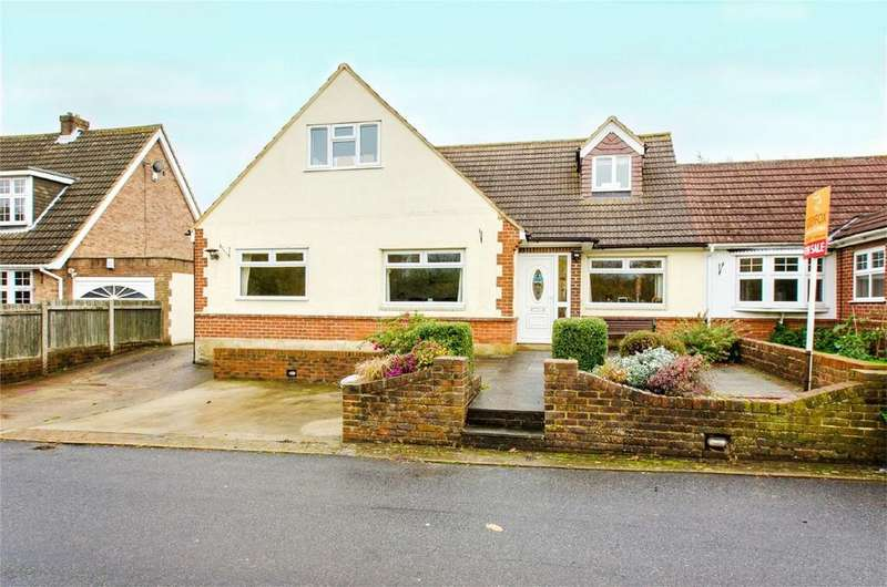 5 Bedrooms Chalet House for sale in Blind Lane, Bredhurst, Gillingham, Kent