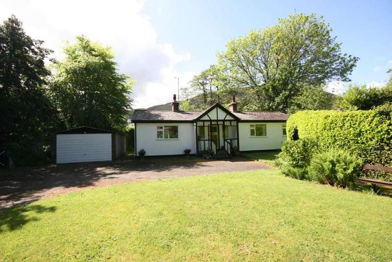3 Bedrooms Detached Bungalow for sale in Chestnut Avenue, Dwygyfylchi, LL34 6TH