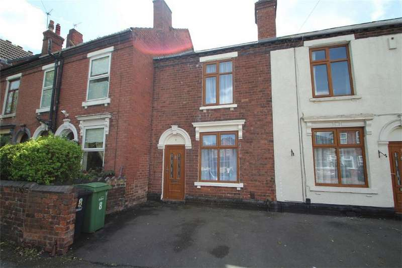 2 Bedrooms Terraced House for sale in Station Road, BRIERLEY HILL, West Midlands