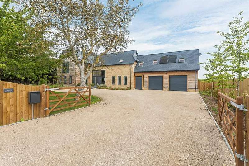 5 Bedrooms Detached House for sale in Gransden Road, Abbotsley, St. Neots, Cambridgeshire, PE19