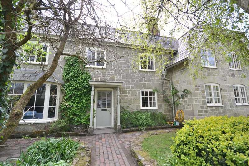 6 Bedrooms Semi Detached House for sale in The Cross, Berwick St John, Shaftesbury, Dorset, SP7