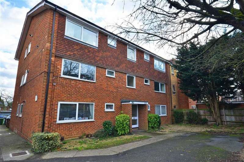 2 Bedrooms Apartment Flat for sale in St Albans Road, Watford, Herts