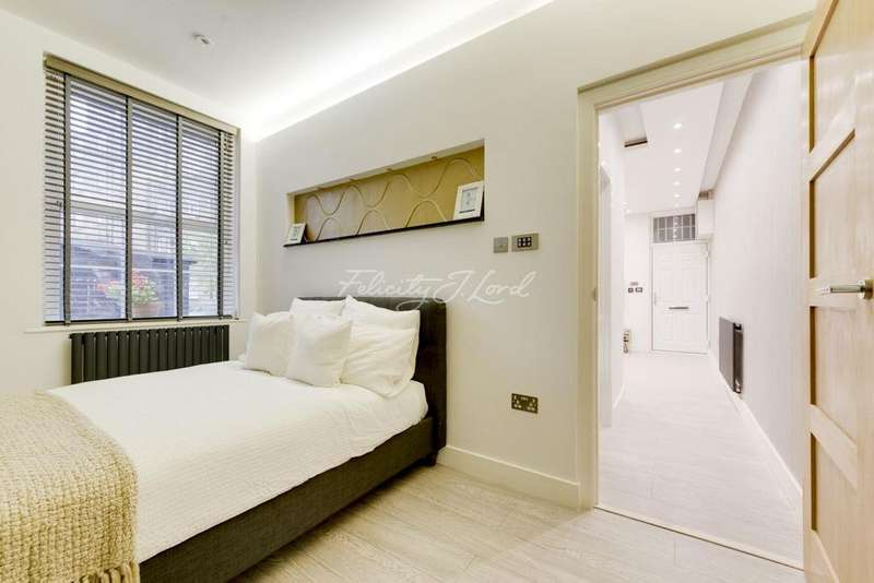 1 Bedroom Flat for sale in Dunstan Houses, E1