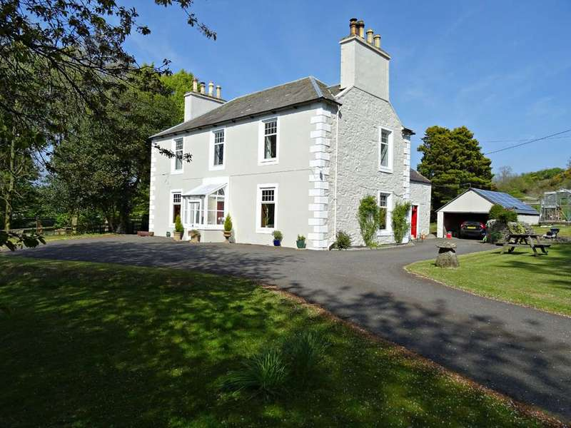 6 Bedrooms Farm Land Commercial for sale in MEIKLEWOOD FARM, RINGFORD, CASTLE DOUGLAS, DUMFRIES GALLOWAY DG7 2AL