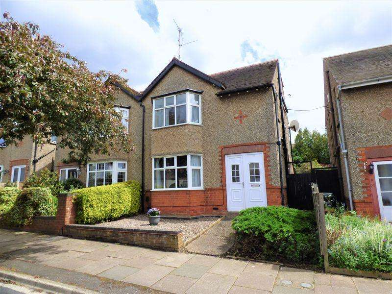 4 Bedrooms Semi Detached House for sale in Ennerdale Road, Northampton