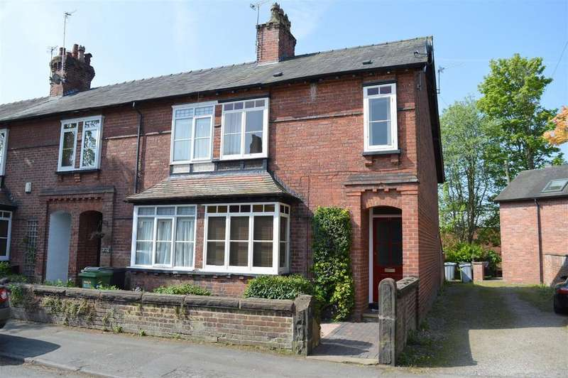 2 Bedrooms End Of Terrace House for sale in Cranford Avenue