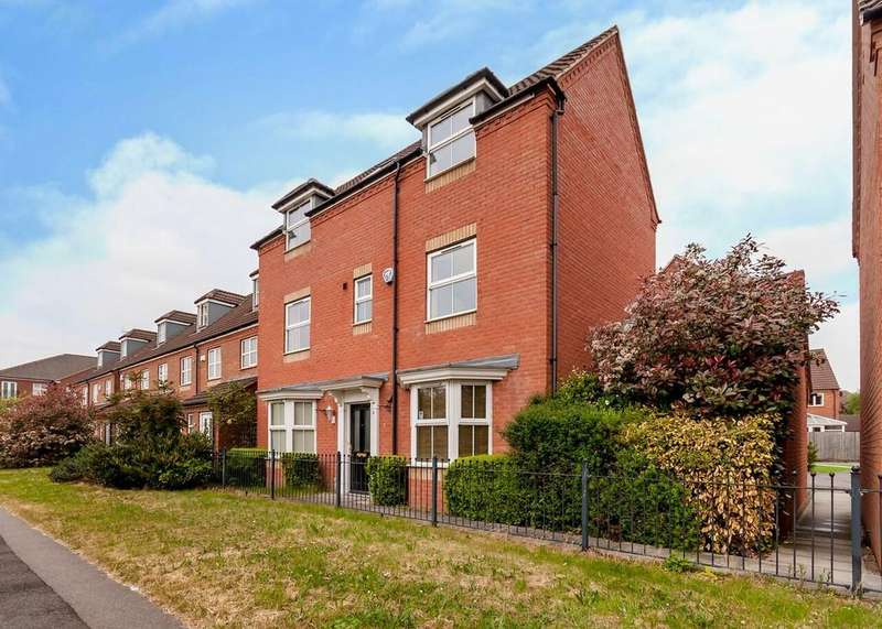 5 Bedrooms Detached House for sale in Swiney Way, Chilwell