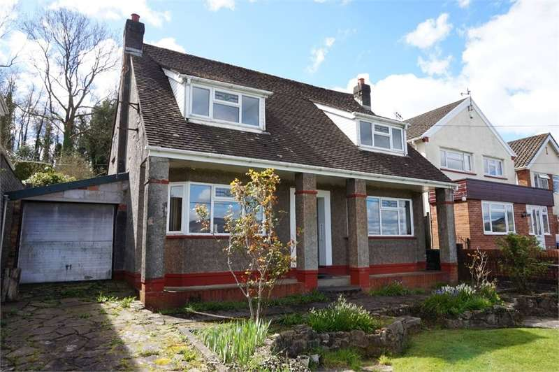 3 Bedrooms Detached House for sale in High Trees Road, Gilwern, ABERGAVENNY, NP7
