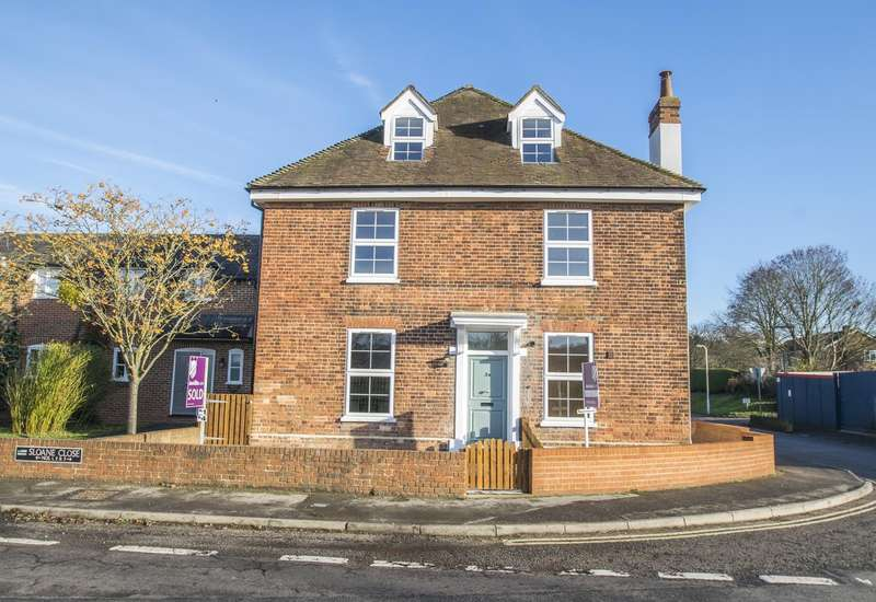 2 Bedrooms Flat for sale in Apartment C Sloane House, Goring On Thames, RG8