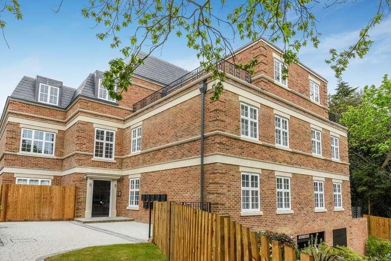 3 Bedrooms Flat for sale in Chislehurst Road Chislehurst BR7