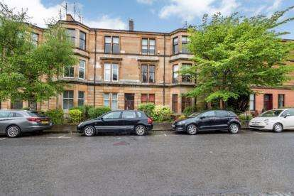 2 Bedrooms Flat for sale in Havelock Street, Dowanhill