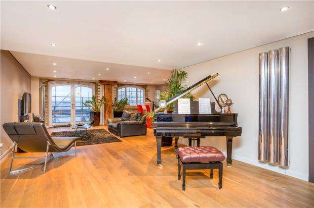 2 Bedrooms Flat for sale in Butlers Wharf Building, 36 Shad Thames, London