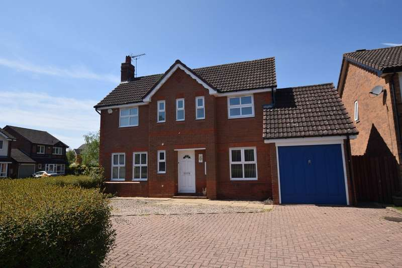 3 Bedrooms Detached House for sale in Alderminster Road, Solihull