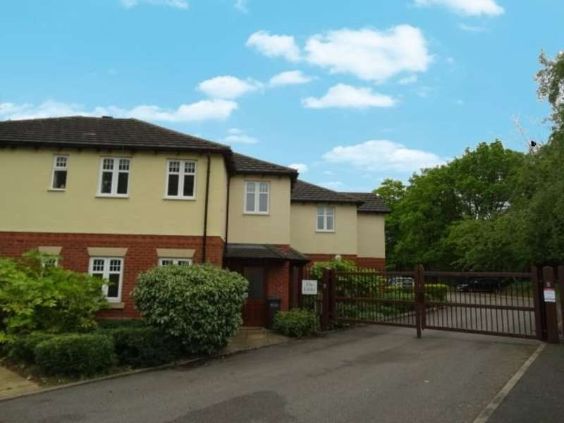 2 Bedrooms Flat for sale in Westley Close, Hall Green