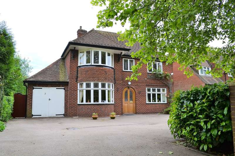 4 Bedrooms Detached House for sale in The Friary, Lichfield
