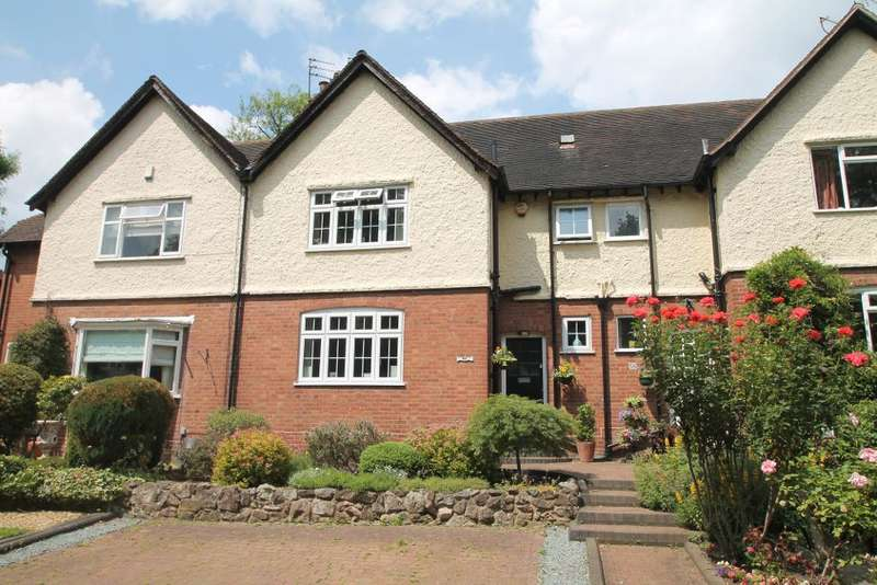 3 Bedrooms Terraced House for rent in Carless Avenue, Harborne, Birmingham, B17 9BW