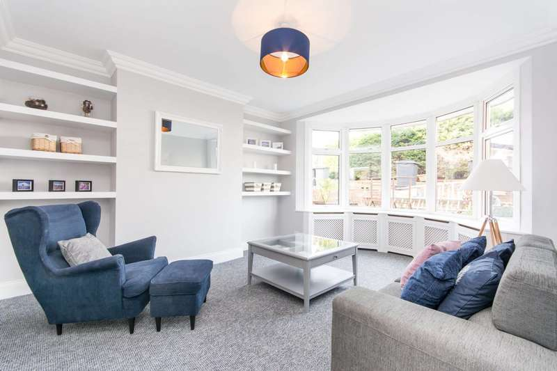 4 Bedrooms Terraced House for sale in Dollis Hill Lane, Dollis Hill, NW2
