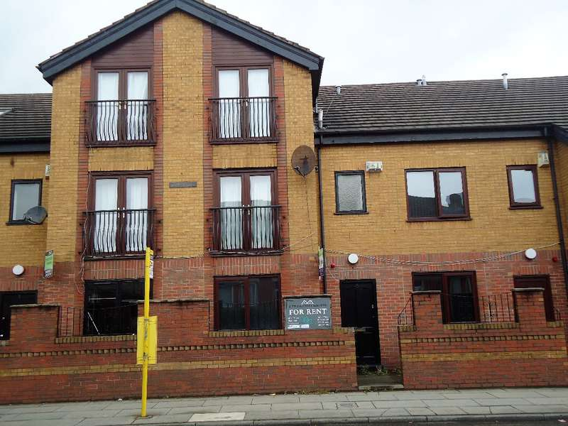 8 Bedrooms Terraced House for rent in Mostyn Hall, Gainsborough Road, Liverpool