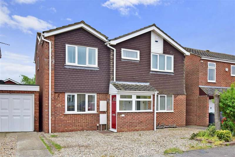 4 Bedrooms Detached House for sale in Rockingham Place, Herne Bay, Kent