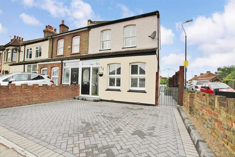 3 Bedrooms End Of Terrace House for sale in Station Road, Crayford