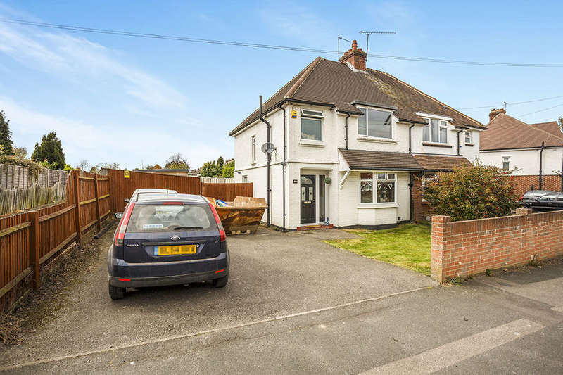 3 Bedrooms Semi Detached House for sale in South Park Road, Maidstone, ME15