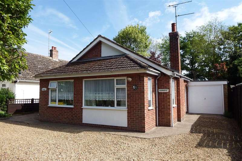 2 Bedrooms Detached Bungalow for sale in Cobgate, Whaplode