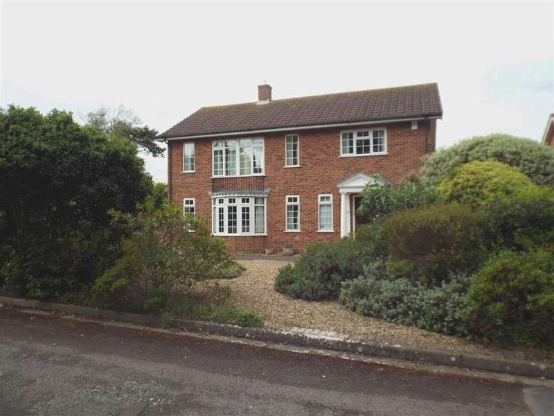 4 Bedrooms Detached House for sale in St Anns Drive, Burnham On Sea