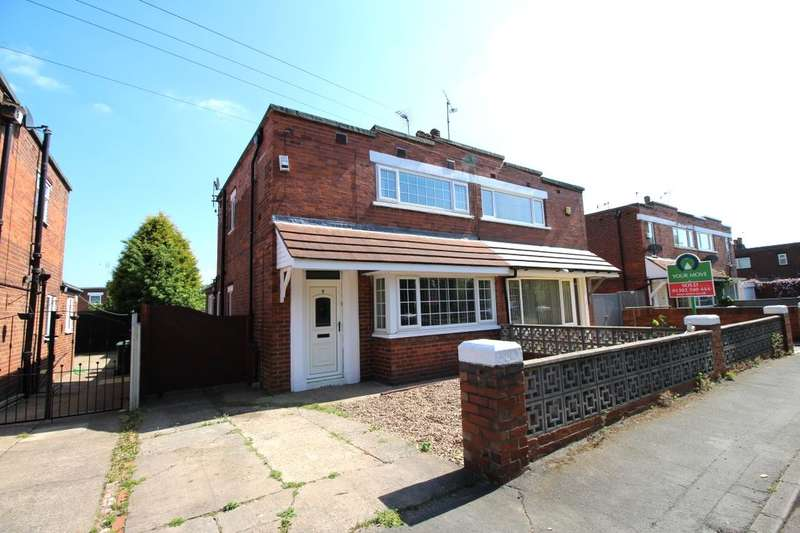 2 Bedrooms Property for sale in Edith Terrace, Doncaster, DN5