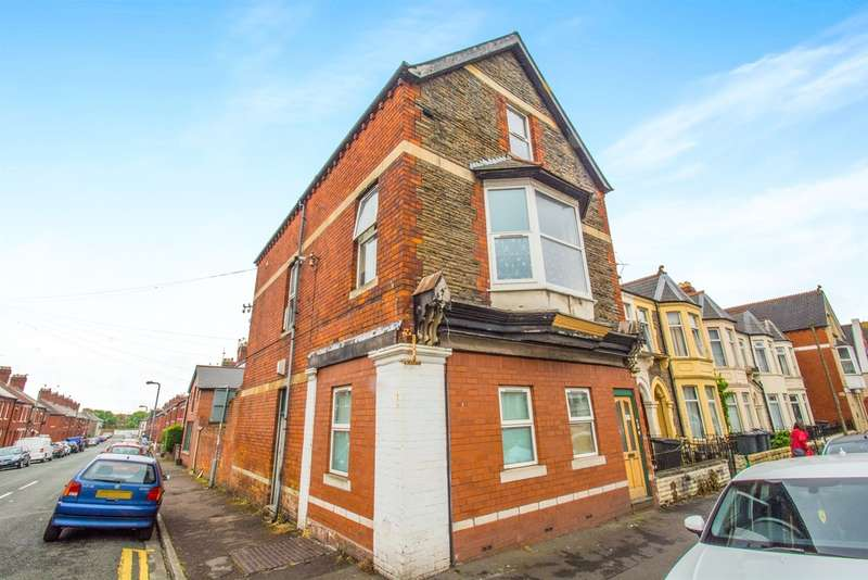 6 Bedrooms End Of Terrace House for sale in Monthermer Road, Cardiff