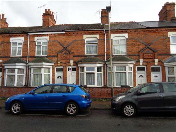3 Bedrooms Terraced House for sale in Baggrave Street