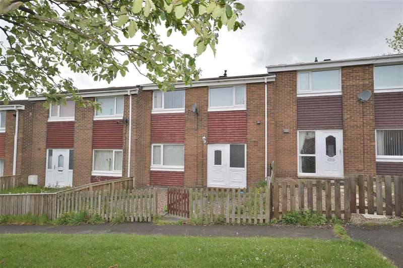 3 Bedrooms Link Detached House for sale in Eastfields, Stanley