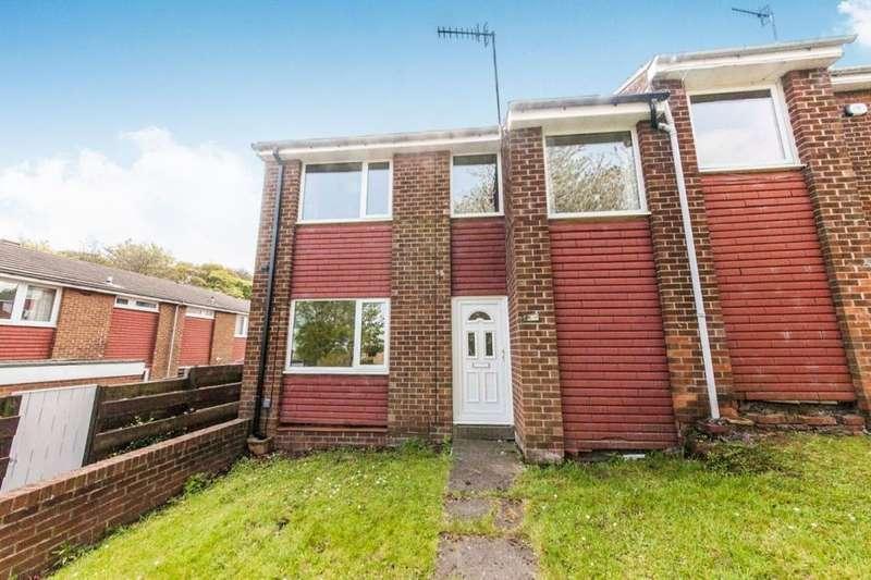 2 Bedrooms Property for sale in Berryhill Close, Blaydon-On-Tyne, NE21