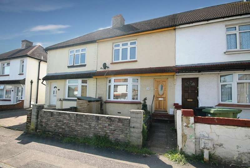 2 Bedrooms End Of Terrace House for sale in Aylsham Road, Hoddesdon
