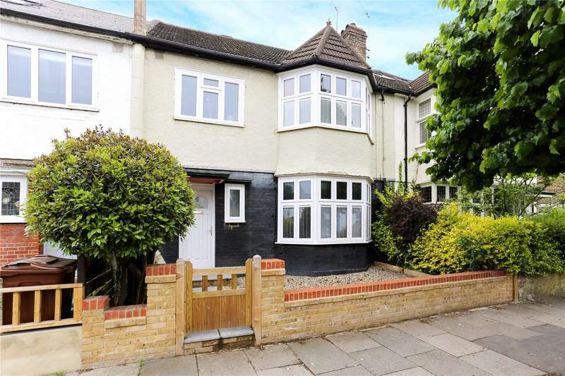 4 Bedrooms Terraced House for sale in Prebend Gardens, London, W6