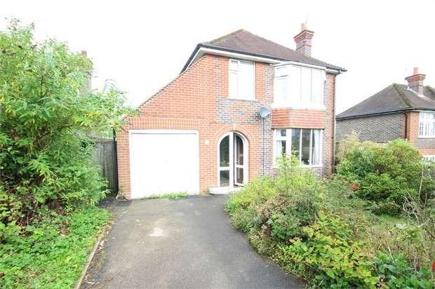 3 Bedrooms Detached House for sale in Ellis Avenue, Onslow Village, GUILDFORD, Surrey