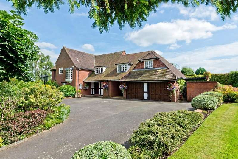 5 Bedrooms Detached House for sale in Bakers Lane, Knowle
