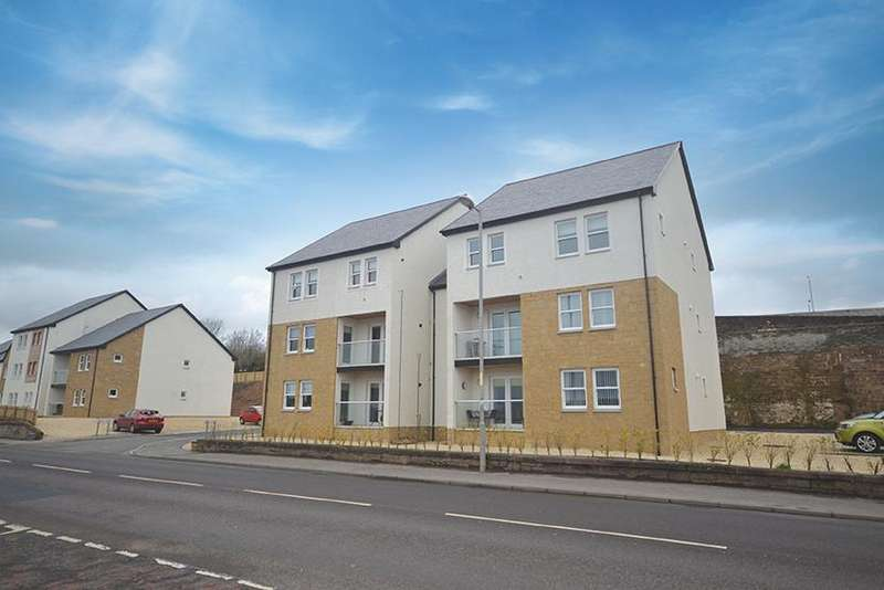 2 Bedrooms Block Of Apartments Flat for sale in Jacks View, Redbrae, Maybole, KA19 7HG