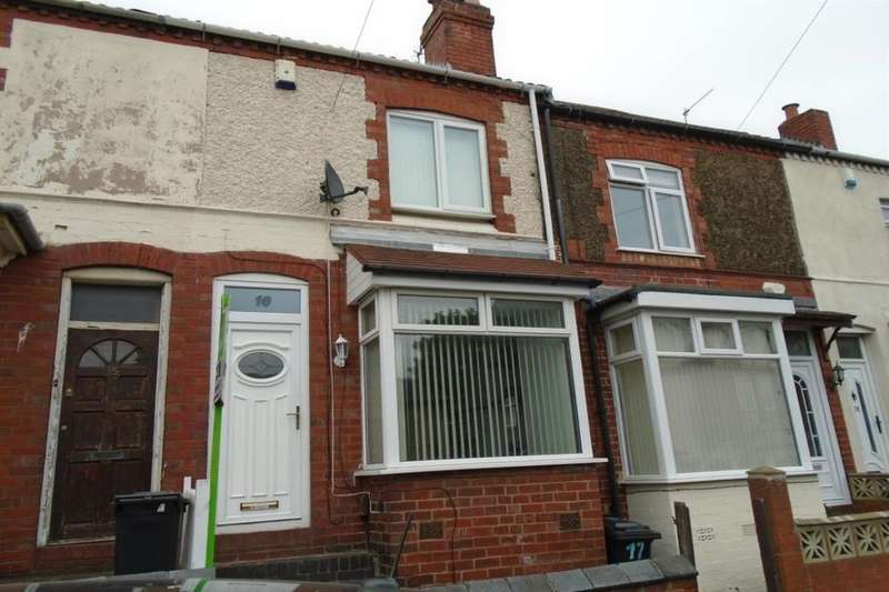 2 Bedrooms Property for sale in Gammage Street, Dudley, DY2