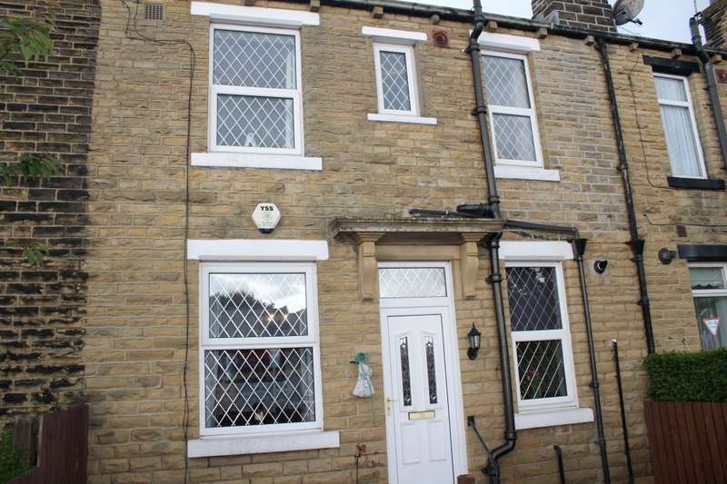 2 Bedrooms Terraced House for sale in Half Mile Lane, Stanningley, LS28