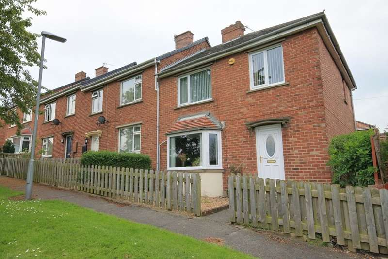 3 Bedrooms Property for sale in Jacques Terrace, Chester Le Street, DH2