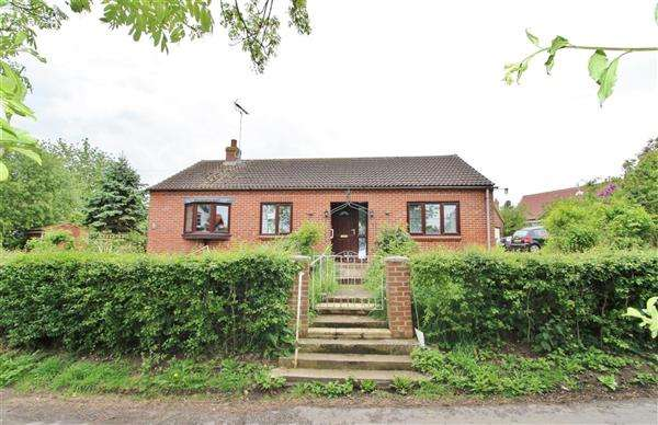 2 Bedrooms Detached Bungalow for sale in The Bungalow, Back Lane, Ingoldsby, Grantham