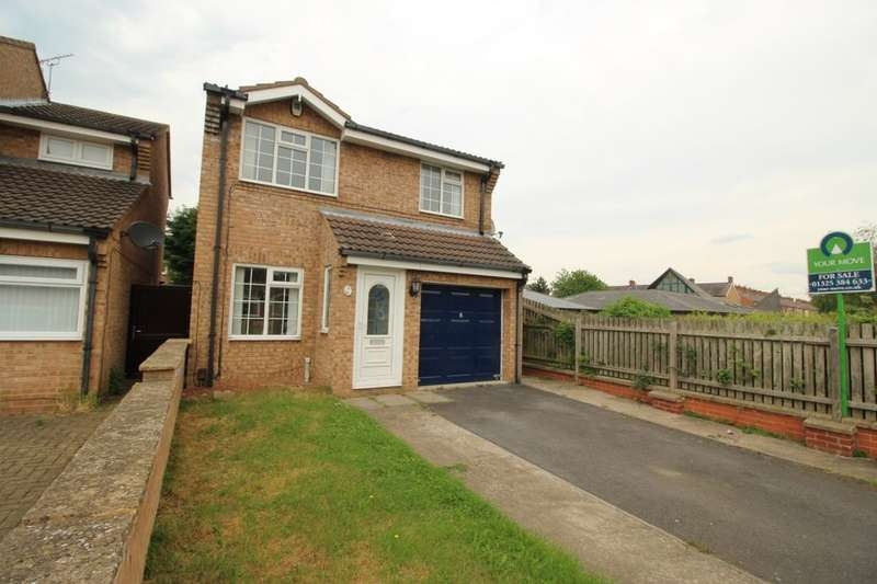 3 Bedrooms Semi Detached House for sale in Smithfield Road, Darlington, DL1