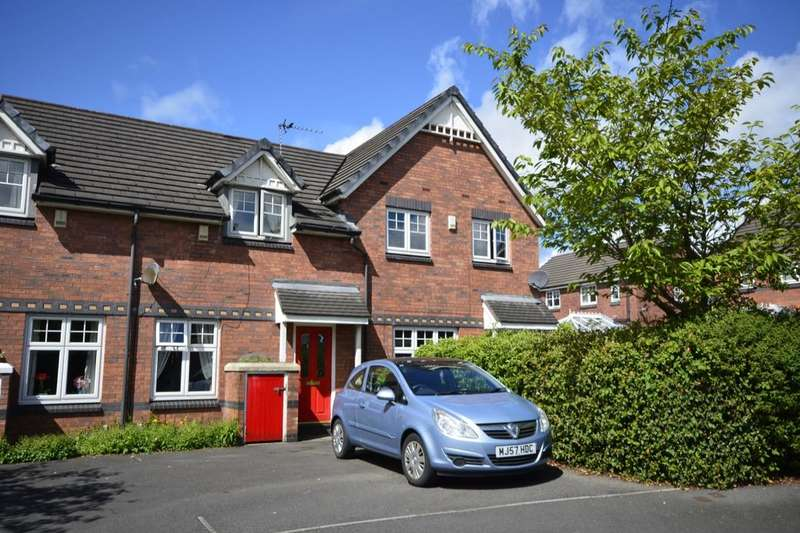 2 Bedrooms Property for sale in Dixon Green Drive, Farnworth, Bolton, BL4
